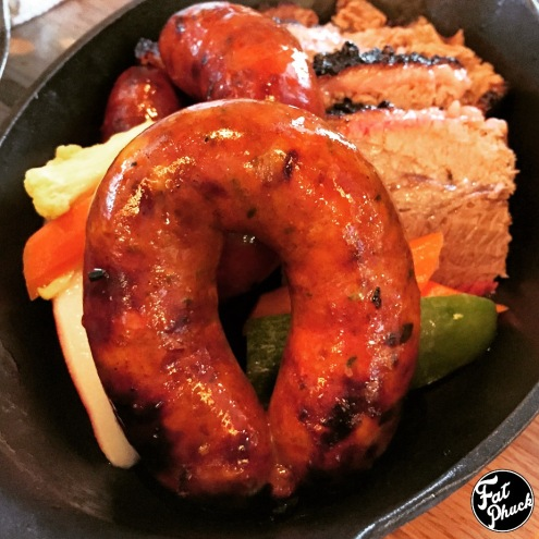 Sausage & Brisket